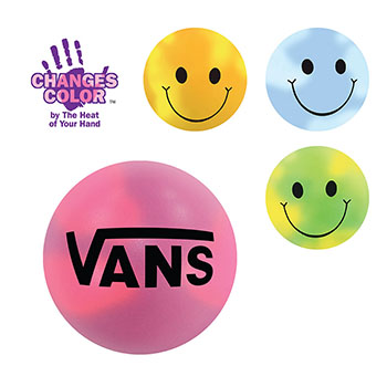Mood Smile Stress Ball