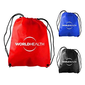 "15"" X 18"" Drawstring Backpack"