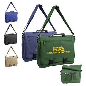 Expandable Brief Bag