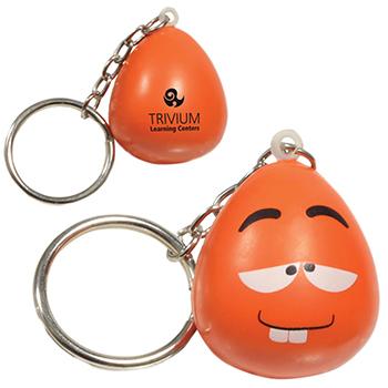 Mini Mood Maniac Wacky Key Chain