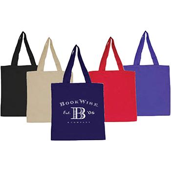 Eco Canvas Tote Bag