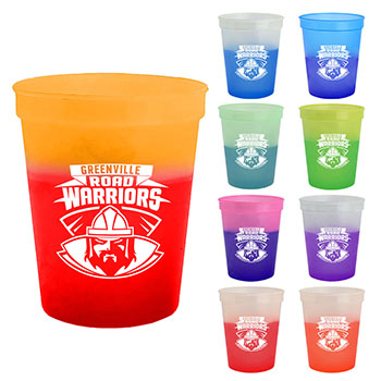 16 oz Color Change Cup