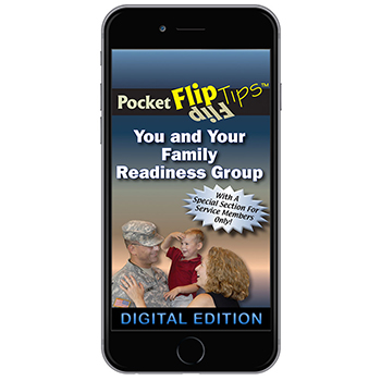 Digital Flip Tip Book: You & Your Family Readiness Group