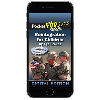 Digital Flip Tip Book: Reintegration for Children
