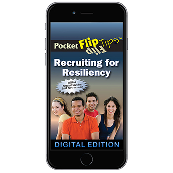 Digital Flip Tip Book: Recruiting for Resiliency