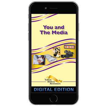 Digital Yellow Ribbon Program Booklet: You and the Media