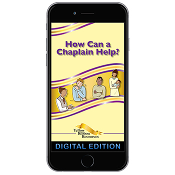 Digital Yellow Ribbon Program Booklet: How Can a Chaplain Help?