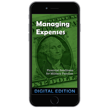 Digital Financial Readiness Booklet: Managing Expenses