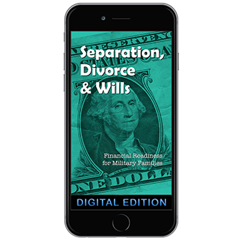 Digital Financial Readiness Booklet: Separation Divorce & Wills