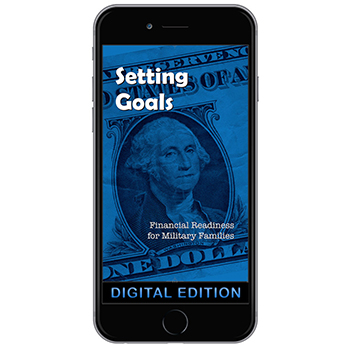Digital Financial Readiness Booklet: Setting Goals