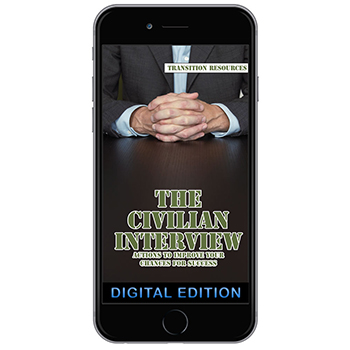 Digital Transition Resources Booklet: The Civilian Interview