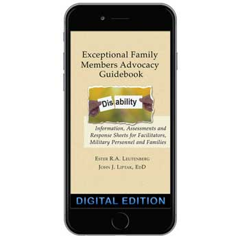 Digital Advocating for Exceptional Military Family Members Guidebook