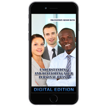 Digital Transition Resources Booklet: Understanding and Developing Your Personal Brand