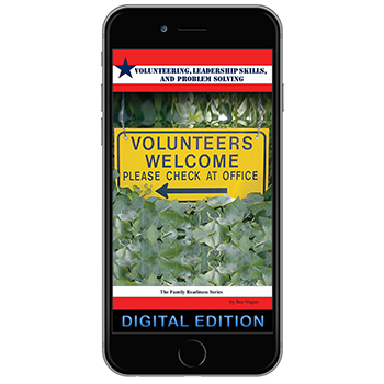 Digital Family Readiness Booklet: Volunteering, Leadership Skills, and Problem Solving